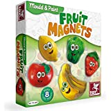 ToyKraft mould & Paint Fruit Magnets