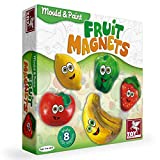 #3: ToyKraft mould & Paint Fruit Magnets