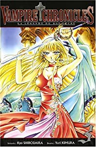 Vampire Chronicles - La Légende du roi déchu Edition simple Tome 3