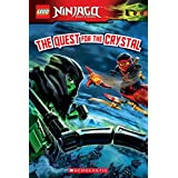 The LEGO® Ninjago: Reader #14: The Quest for the Crystal