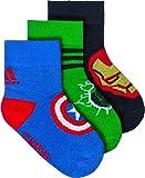 adidas SPIDER MAN Socken Kinder, Schuhgröße:27 - 30