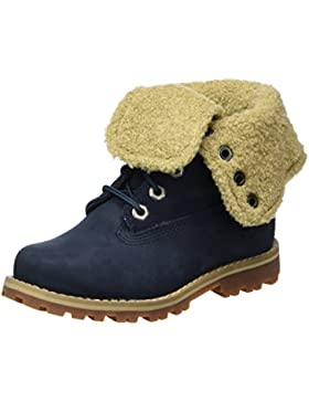 Timberland Authentics 6 In Shearling Waterproof, Botas para Niños
