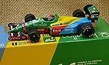 Benetton Ford B188-89, Formel 1, Emanuelle Pirro, Onyx