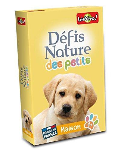 Défis Nature - 286053 - Défis Nature des Petits - Animaux de la Maison