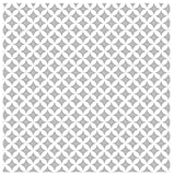 i.stHOME Klebefolie Rauten Silber Elliot - Möbelfolie selbstklebend Dekofolie Möbel 45x200 cm - Selbstklebende Folie, Selbstklebefolie Retro Motiv, Bastelfolie
