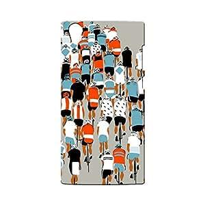 BLUEDIO Designer Printed Back case cover for VIVO Y15 / Y15S - G5277