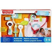 Fisher-Price Maletín pequeño doctor (Mattel DVH14)