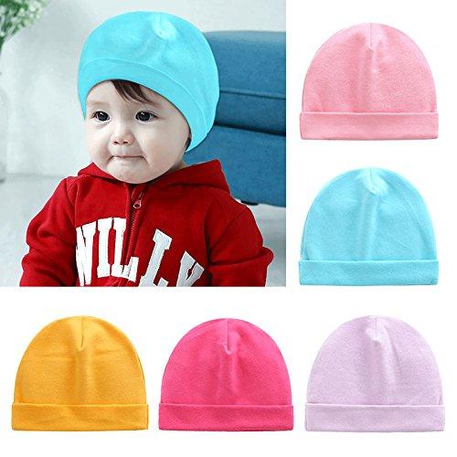 Bambin bébé chaud bébé bonnet durable chapeau confortable chapeau élastique à la mode chapeau