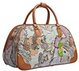 Best Tote Purse - Kezitaska World Travel Bag Women Top Handle Satchel Review