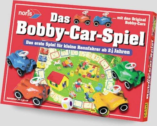 Das Bobby-Car-Spiel