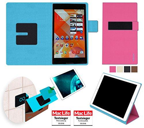 Hülle für Medion Lifetab S8312 Tasche Cover Case Bumper   in Pink   Testsieger