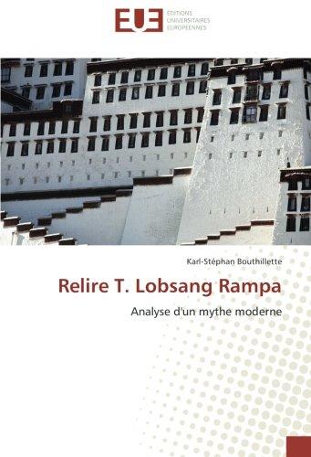 Relire T. Lobsang Rampa: Analyse d'un mythe moderne