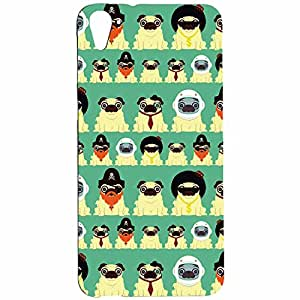 Digitex Creations HTC 826 1194 Mobile Cover For HTC Desire 826