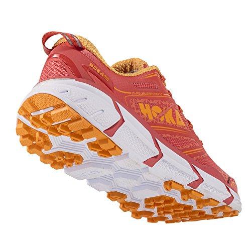 HOKA one one ,  Scarpe da trail running donna Cayenne / Bright Marigold