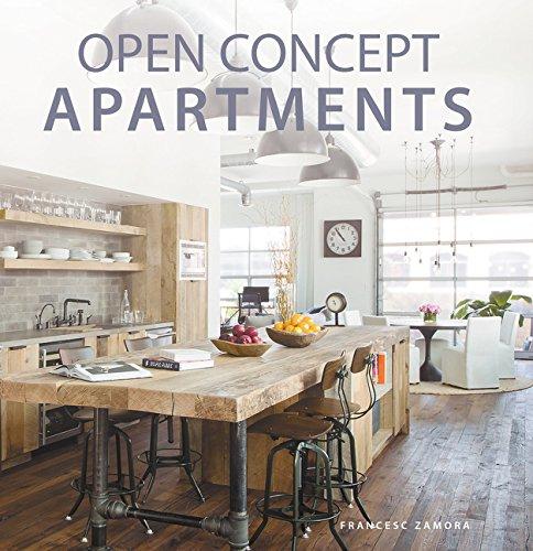 Open Concept Apartments por Francesc Zamora