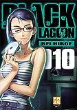 Black lagoon - Kaze Manga Vol.10