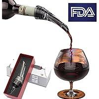 Aireador de vino decantador de vino tinto vertedor Premium calidad Vino Accesorios Regalo