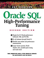Oracle Sql High Performance Tuning (Prentice Hall PTR Oracle)