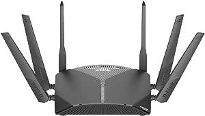 D Link Dir 3060 Wlan Router Ac3000 Mu Mimo Smart Mesh Computers Accessories