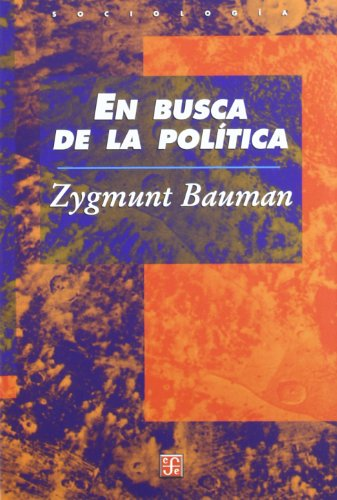 EN BUSCA DE LA POLITICA