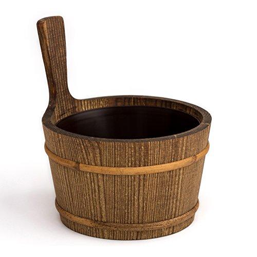 Pinetta Saunakübel aus Kiefer