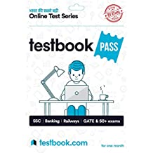 Testbook.com Pass - 1 Month Subscription (Email Delivery in 2 Hours - No CD)