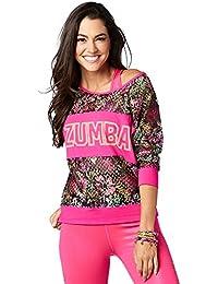 Zumba Women s La Pachanga Mesh Top 1f50fe875ee
