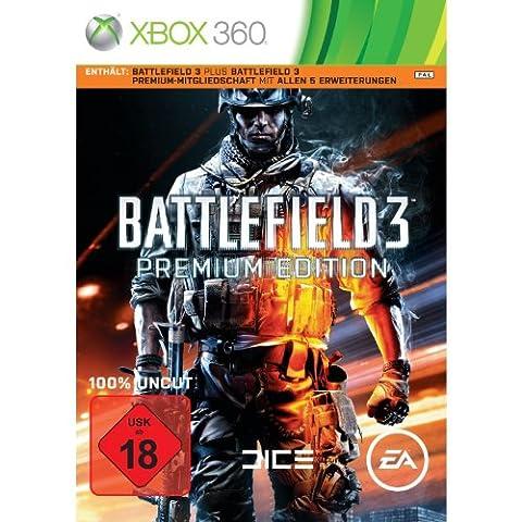 Battlefield 3 - Premium Edition - [Xbox