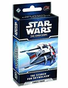 Star Wars Lcg: The Search for Skywalker Force Pack