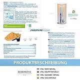 PROTEINVITAL Pures Hühner Volleipulver 100% natürlich aus Österreich – 1000g Bodenhaltung – Neutral & ohne Zusatzstoffe – Ei-Pulver – Backpulver – Laktosefrei Glutenfrei Süßstofffrei - 2