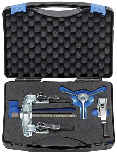 GEDORE 1.07/K-1-SE Abzieher-Set mit 3 Haken 90x100 mm, 90 x 100 mm