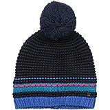 LOLE Women's Stripe Tuque, One Size, Amalfi Blue