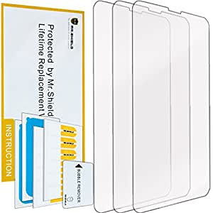 Mr Shield Nokia Lumia 630/635 Anti-glare Screen Protector [3-PACK] with Lifetime Replacement Warranty