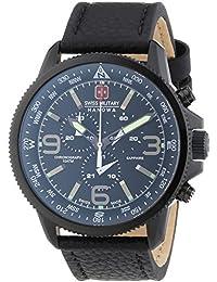 Swiss Military Hanowa Herren-Armbanduhr Analog Quarz 06-4224.13.007