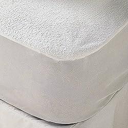sinnlein® Protège matelas - alèse imperméable et respirant - dans 11 tailles différente (160x200cm)