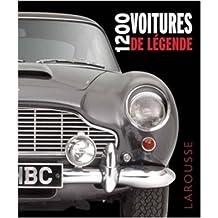 1200 voitures de légende
