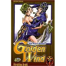 Jojo's bizarre adventure - Golden Wind Vol.7
