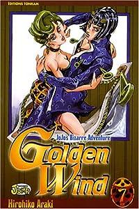 Golden Wind - Jojo's Bizarre Adventure Saison 5 Edition simple Tome 7