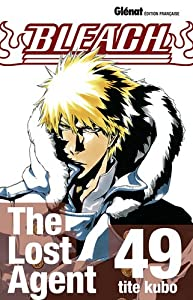Bleach Edition simple The Lost Agent