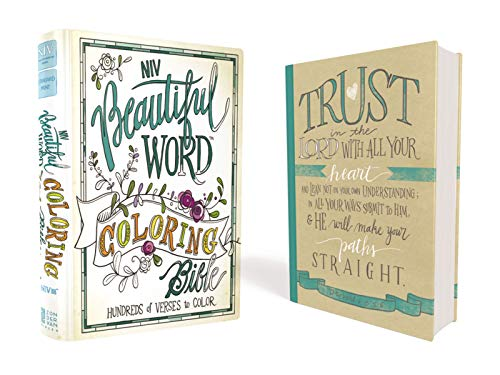 Beautiful Word Coloring Bible-NIV: Hundreds of Verses to Color por Zondervan