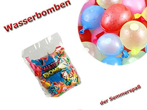 100 Mini Luftballons für Wasserbomben