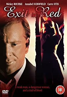 Exit in Red by Mickey Rourke