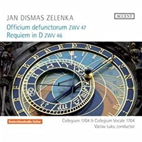 Requiem in D, ZWV 46: Sequentia Rex tremend�