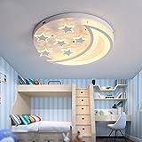 GZLight Moderne und einfache LED-Deckenleuchte Acryl Schlafzimmer Dekor der Zimmer