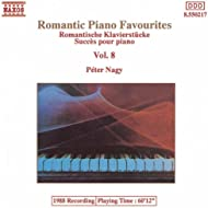 Romantic Piano Favourites, Vol. 8