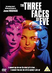 The Three Faces Of Eve [DVD]