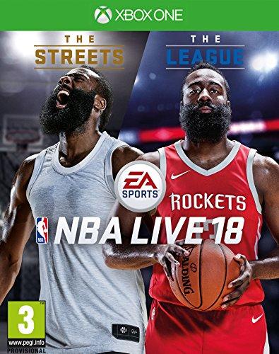 NBA Live 18 - Xbox One [Edizione: Regno Unito]