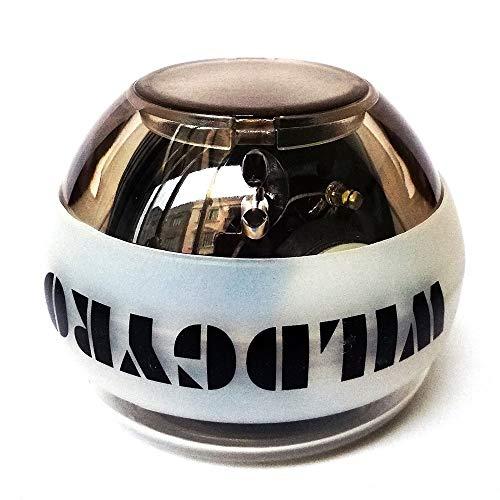 Powerball, Giroscopio de la bola de la fuerza de la energía bola de luz LED Gyro bola de la muñeca...