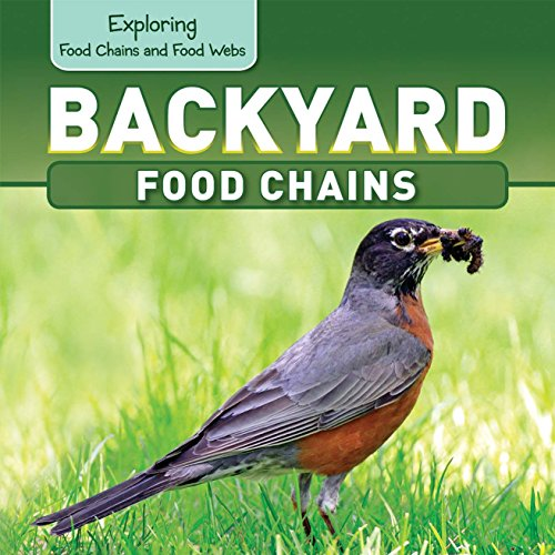 Backyard Food Chains (Exploring Food Chains and Food Webs)