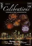 Celebrations: Das Ständchenbuch mit 14 Welthits (inkl. CD + Download). Spielbuch z. B. für Saxophon, Trompete, Flöte, Klarinette, Violine, Gesang. Playalongs. Songbook. Liederbuch. Musiknoten.